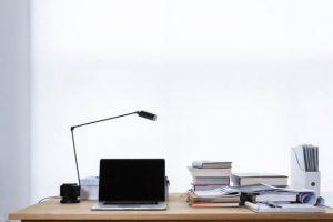 LED z klipsem do biura