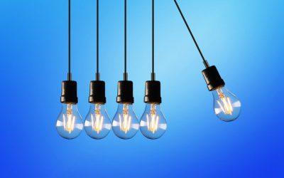 Lampa żarówka, czyli pomysł na stylowy dodatek w industrialnym stylu