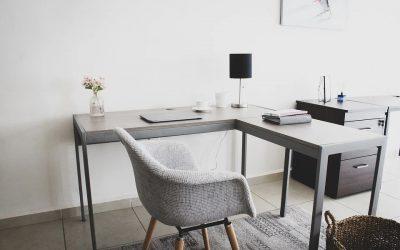 3 najciekawsze inspiracje na oświetlenie do domowego biura